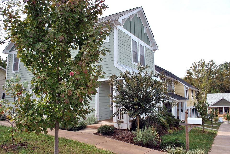 Nunley Street Housing