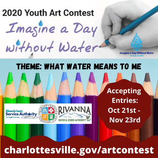 2020 Imagine a Day without Water Art Contest Announcement