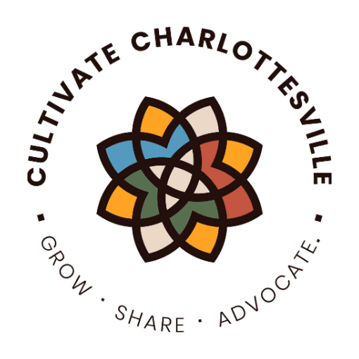 logo for cultivate charlottesville