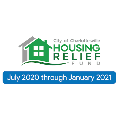 Logo for the Housing Relief Fund