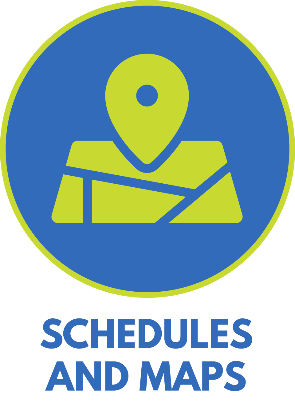 Schedules and Maps
