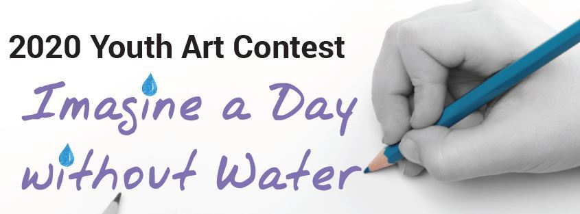 2020 Imagine a Day without Water Youth Art Contest
