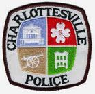 Charlottesville Police Patch