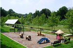 Washington Park Lower Playground, Picnic Shelter, and Recreation Field